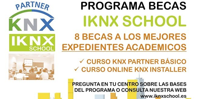 Programa de becas IKNX School 2018