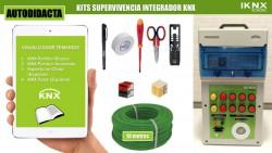 Kit Autodidacta supervivencia integrador KNX